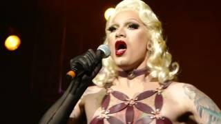 Miss Fame 'Diamond Life/Rubber Doll' Battle of the Seasons Anaheim April 22, 2016