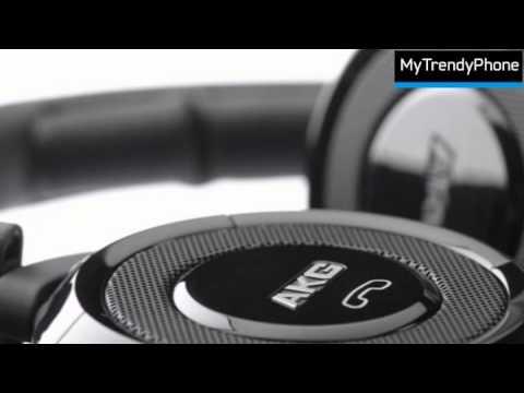 AKG K830 BT Bluetooth Muziek En Telefoon Headset