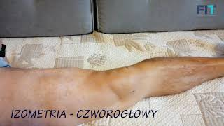 Izometria mięśnia czworogłowego – CC004