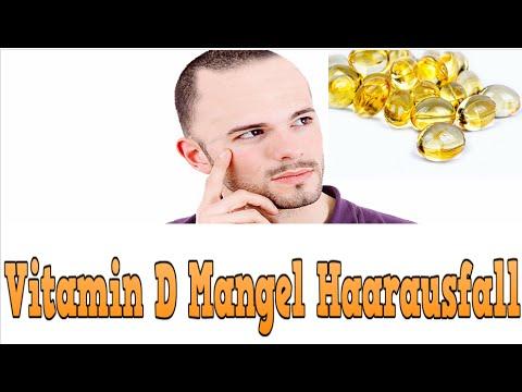 Ajewit die Vitamine gegen den Haarausfall