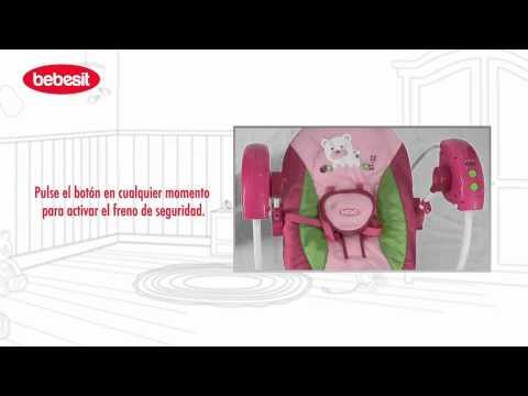 Bebesit - Columpio Nido