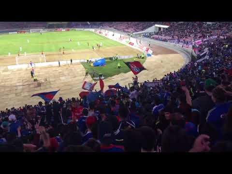 """""""Esta hinchada es la que pone huevo / U de Chile vs Antofagasta / Copa Chile Los de Abajo 2017"""" Barra: Los de Abajo • Club: Universidad de Chile - La U"""