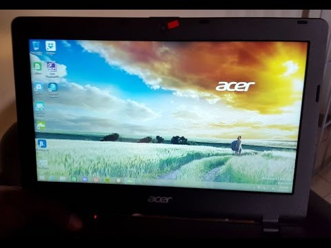 Acer Aspire es1 Unboxing and First impressions