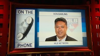 Ron Darling of MLB Network Talks New Changes To MLB Rules & More - 2/22/17