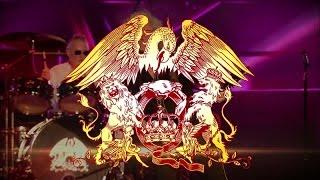 Queen + Adam Lambert UK Tour TV Ad
