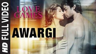 AWARGI Full Video Song | LOVE GAMES | Gaurav Arora, Tara