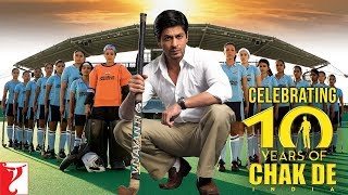 Chak De India  Shah Rukh Khan  Iconic Moments