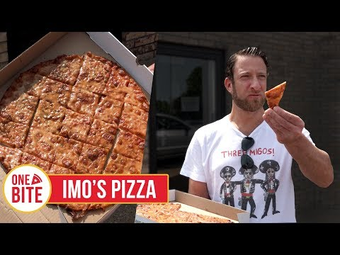 Barstool Pizza Review - Imo's Pizza (St. Louis)