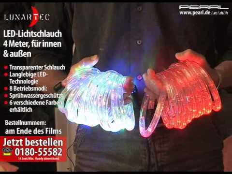 Lunartec LED-Lichtschlauch