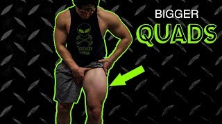 Intense Bodyweight Quad Finisher Routine | Anabolic Superset by Anabolic Aliens