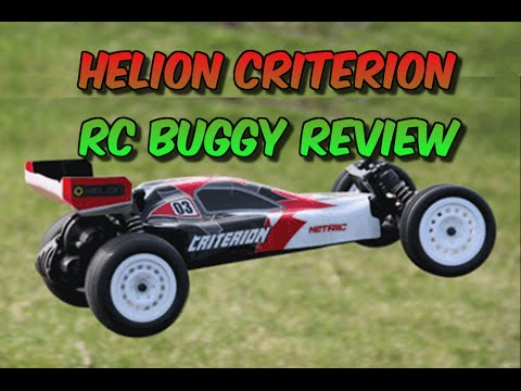 Helion Criterion RC Buggy Review!