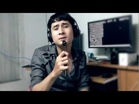 Chàng trai ngáo ộp cover hát live bài Lắng Nghe Nước Mắt cực hay.