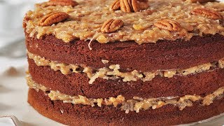 german chocolate cake mix brownie recipes