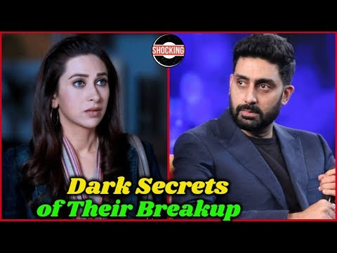 Dark Secrets of Abhishek and Karisma Breakup