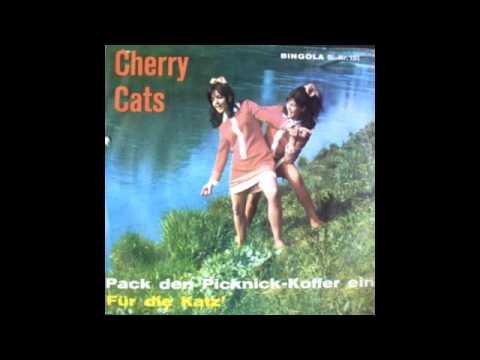 CHERRY CATS - PACK DEN PICKNICK-KOFFER EIN