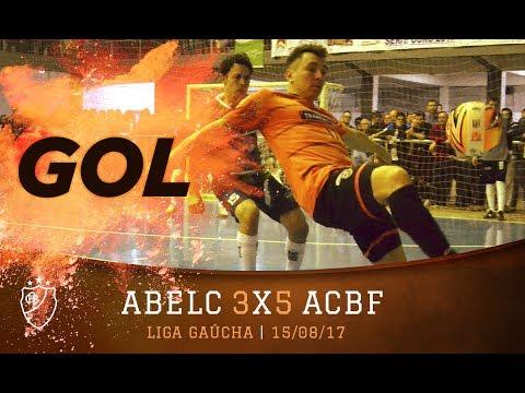 Liga Gaúcha 2017 - ABELC 3x5 ACBF