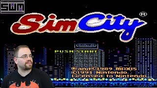 Another Long Lost NES Game Was Found, SimCity!