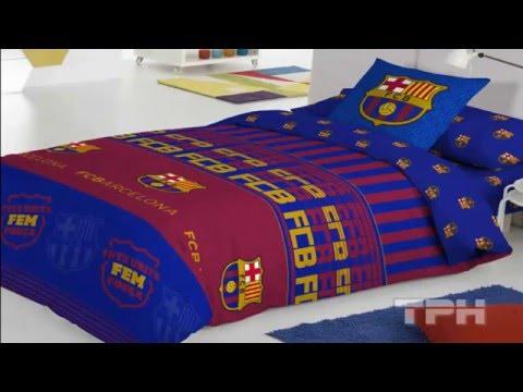ropa cama futbol club barcelona