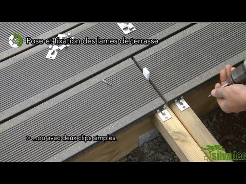 1 clic, 6 étapes, votre terrasse est montée !