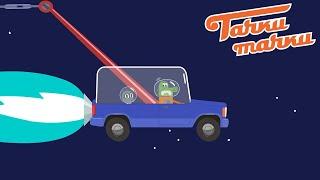 ТАЧКИ - ТАЧКИ - Астероид Мультики про космос и машинки для детей