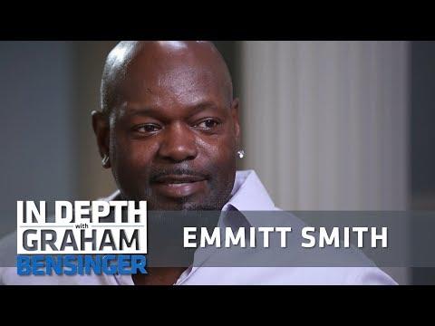 Emmitt Smith: My promise to Walter Payton