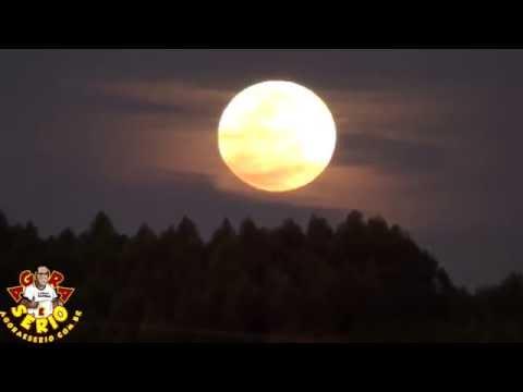 Super Lua da Cidade de Botucatu
