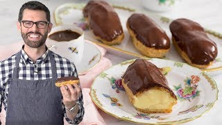 Best Chocolate Eclair Recipe