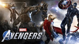 An Inside Look At Marvel's Avengers | Part 1