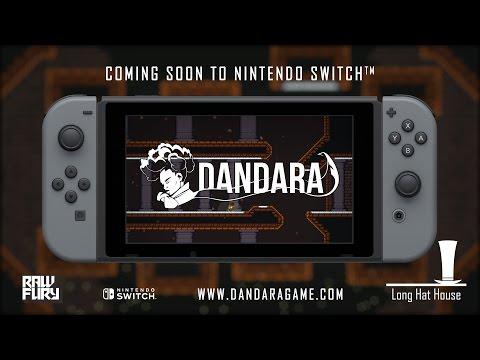 Dandara Switch Announce Trailer thumbnail