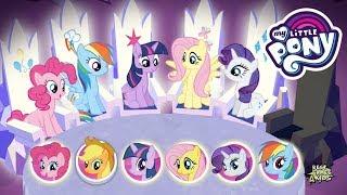My Little Pony: Harmony Quest #165 | TRAVEL To 6 Regions Across Equestria!