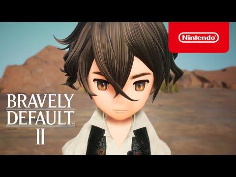 Trailer pour la nouvelle date de sortie de Bravely Default II