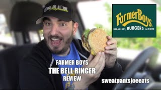FARMER BOYS BELL RINGER REVIEW (SWEATPANTS JOE EATS) (2018)