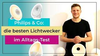 Die besten Lichtwecker im Test | Was taugen die Philips Modelle?