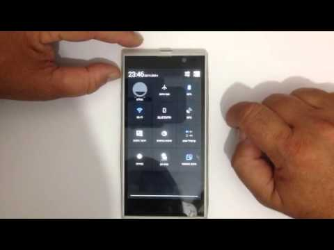 הגדרות ואפשרויות במכשיר האנדרואיד