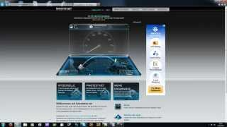 speed test 2Gbps