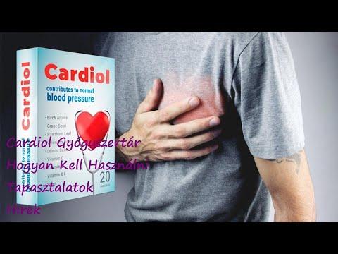 Segítsen a szívnek magas vérnyomásban
