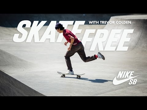 Skate Free | Trevor Colden's Daily Life at Home in Downtown LA | Nike SB