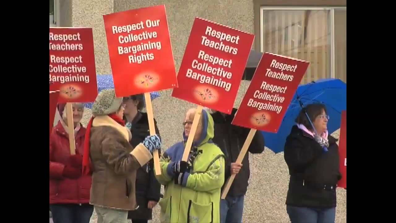 ETFO Teacher's Strike