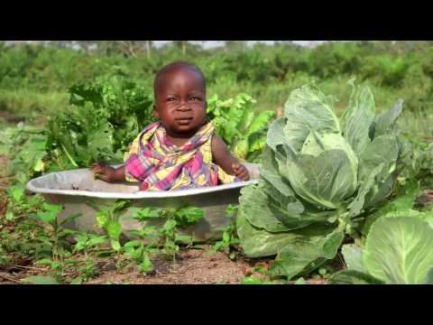 Food and Self-Reliance for AIDS Orphans