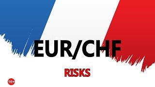 EUR/CHF Hohe Unsicherheit für EUR / CHF