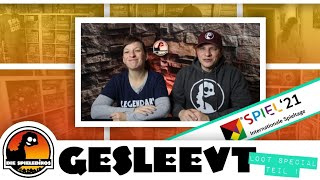 "Gesleevt neue Brettspiele im Regal Spezial Spiel 21 Loot ""Teil 1"""