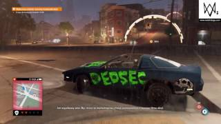 WATCH_DOGS 2 turbo lover chase