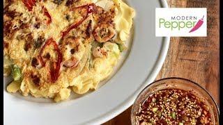 Korean Seafood Pancakes (HaeMul PaJeon) To Enjoy On A Rainy Day & More...:-) - Modern Pepper Vid