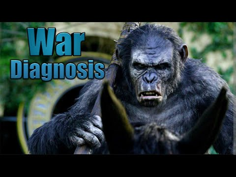 Diagnosing Koba - War for the Planet of the Apes (Psychological Analysis)