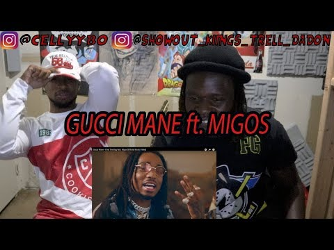 Gucci Mane - I Get The Bag feat. Migos [Official Music Video] - REACTION