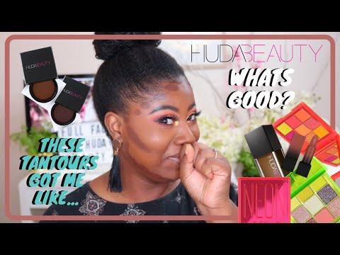 Tantour Contour & Bronzer Cream by Huda Beauty #16