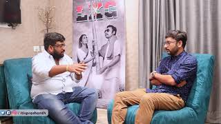 """ You called me a Fraudster"" A heated interview with LKG RJ Balaji !"