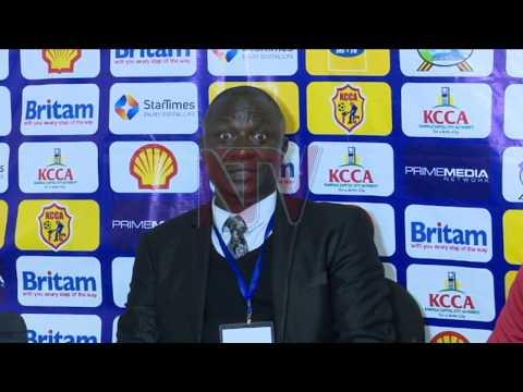 KCCA ekubye African stars mu CAF champions league