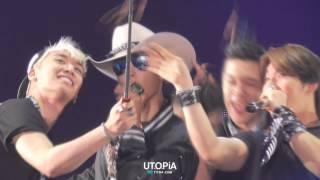 150614 BIGBANG MADE IN HK - We like 2 party T.O.P 멀티캠