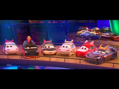 Cars 2 - 12. Tarmac The Magnificent